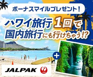 JALパック(海外ツアー/海外ダイナミックパッケージ)
