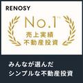 不動産投資(都心ワンルームマンション特化)RENOSY(リノシー)【GA technologies】