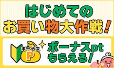 はじめてのお買い物大作戦!